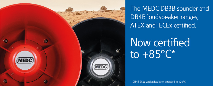 <p>The DB3B and DB4B are now certified to +85&deg;C</p>