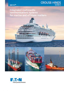 IMCOS for marine and offshore markets
