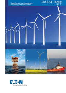 Wind energy segment solutions