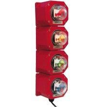 SL5 explosionproof status light for hazardous areas / harsh industrial / marine