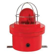 TH12 explosioproof rotating beacon / strobe for hazardous areas